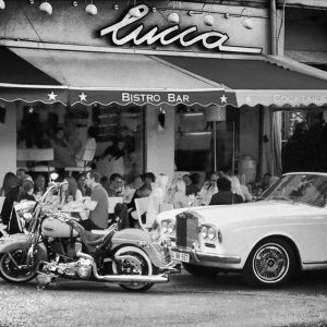 Lucca, Bistro Bar, İstanbul Bebek
