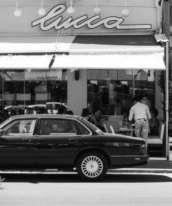 Lucca Style Sokak